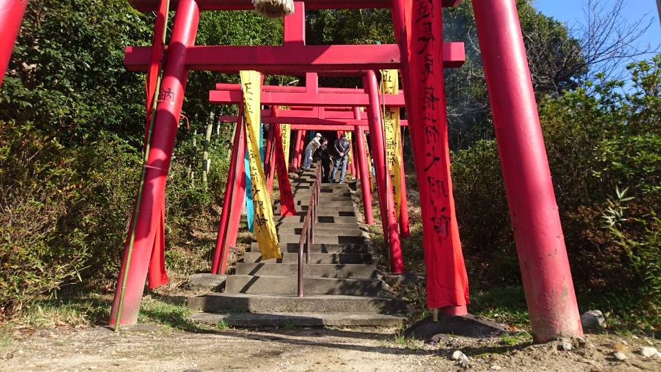 長尾稲荷神社大祭を行いました